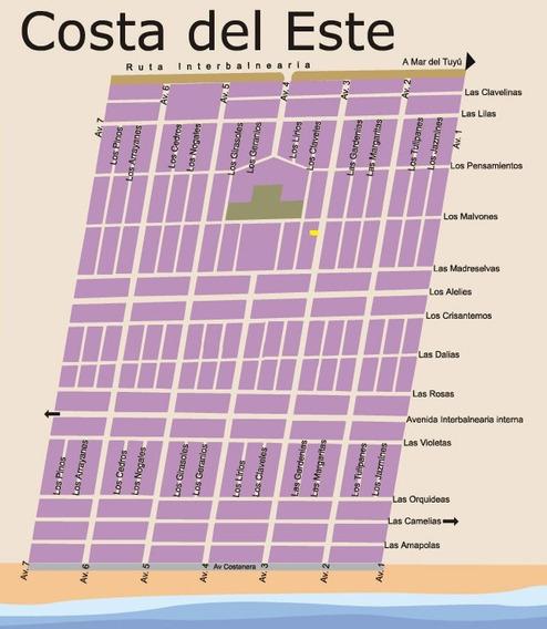 Lote Costa Del Este - Dueño Vende