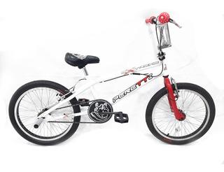 Bicicleta Freestyle Bmx Peretti Con Rotor Rodado 20