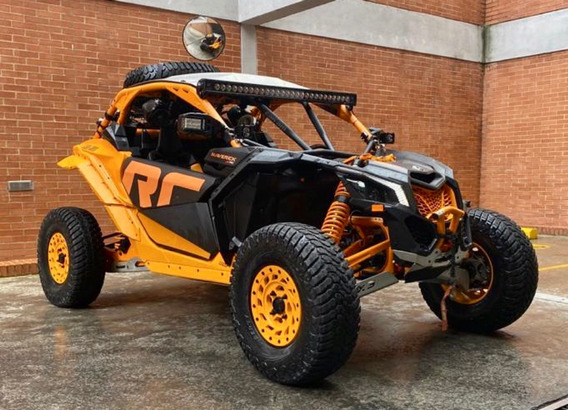 Can Am Maverick Xrc 1000cc Turbo