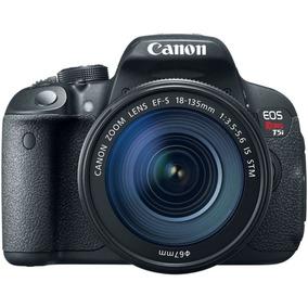 Canon T5i 18-135mm + Bolsa Canon Shoulder Bag 300dg