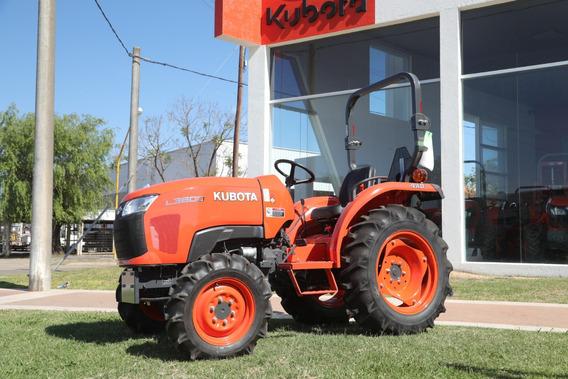 Tractores Kubota Japonés L3800 Farm