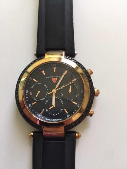 Reloj Dama Swiss Legend Madison. Buen Estado