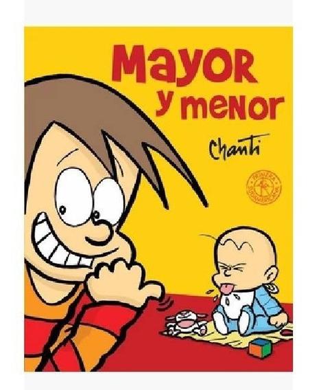 Mayor Y Menor 1 - Chanti
