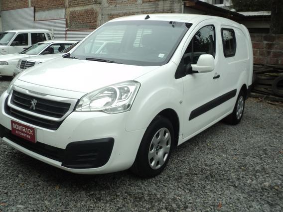 Peugeot Partner Maxi Año 2016 Valor Con Iva Gran Oportunidad