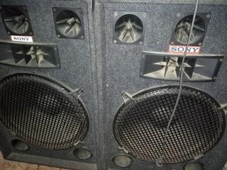 Parlantes, Amplificador Y Dvd