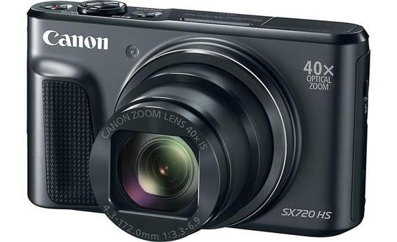 Canon Powershot Sx620 Hs Compacta 25x