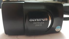 Câmera Fotográfica Olympicus Stylus Zoom 105