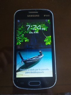 Teléfono Samsung Galaxy Trend Dúos S7392