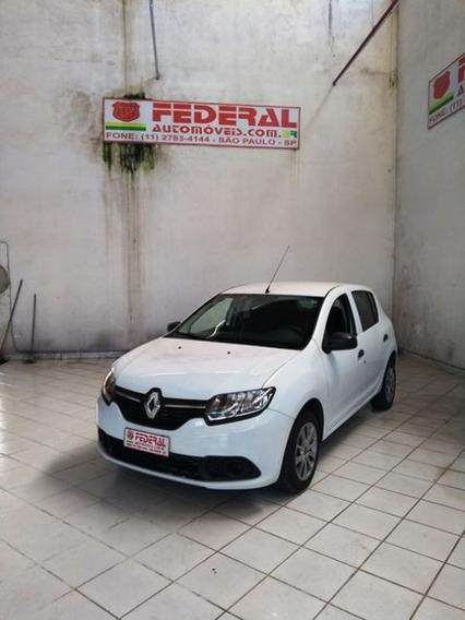 Renault Sandero Authentic 1.0 Completo