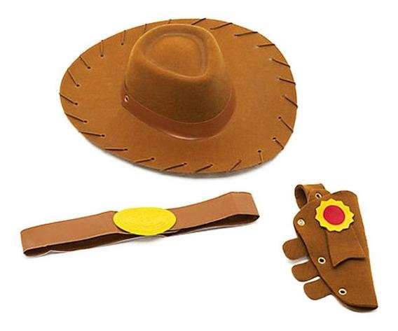 Kit Xerife De Eva - Woody Toy Story - Toyng 36640