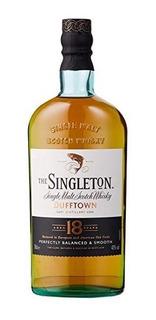 Whisky The Singleton Dufftown 18 Años 700ml. - Envío Gratis!