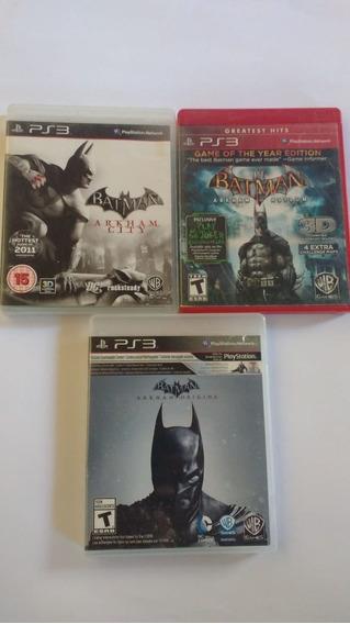 Kit Batman Playstation 3