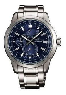 Relógio Orient Star Automático Sjc00002d0 Original Importado