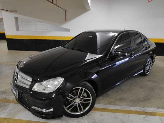 Mercedes-benz C 180 Cgi Sport 1.6 Tb 156cv Aut 2014