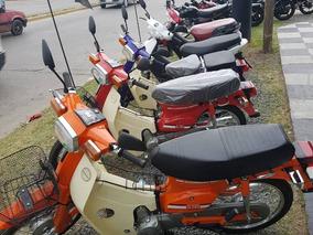Guerrero Econo 90cc 0km Todos Los Colores