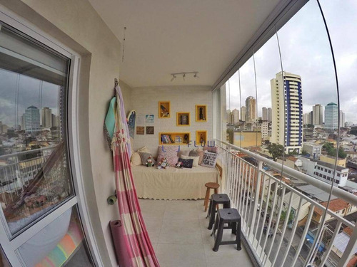 Apartamento 35m², 1 Dormitorios,  1 Vagas - Ipiranga - Ap11192