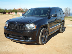 Jeep Grand Cherokee Srt 8
