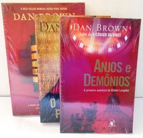 Livro O Código Da Vinci - Anjos E Demônios - O Símbolo