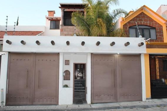 Casa En Renta En Milenio 3era Seccion, Queretaro, Rah-mx-21-1991