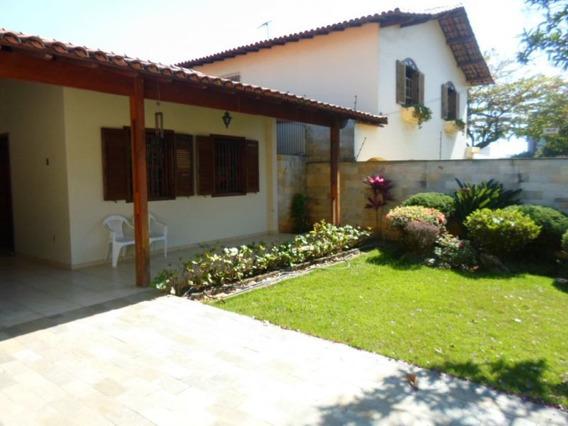 Casa Com 3 Quartos Para Comprar No Itapoã Em Belo Horizonte/mg - 591