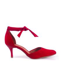 Sandália Bebecê Vermelha - 6816-363