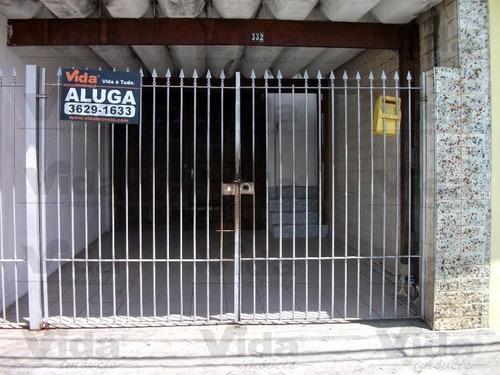 Aluga Casa Sobrado Em Jardim Oriental  -  Osasco - 21581