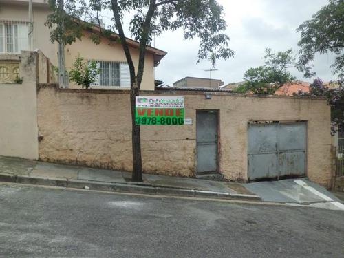 Terreno Para Venda, 0.0 M2, Vila Palmeiras - São Paulo - 1203