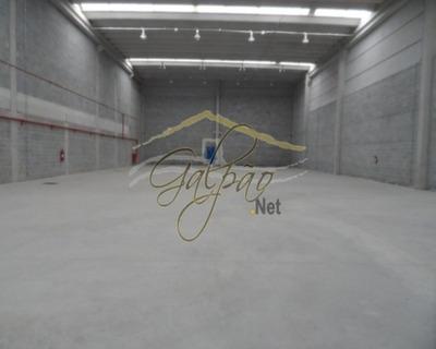 Galpão Industrial Para Locação, Industrial Anhangüera, Osasco - Ga1455. - Ga1455