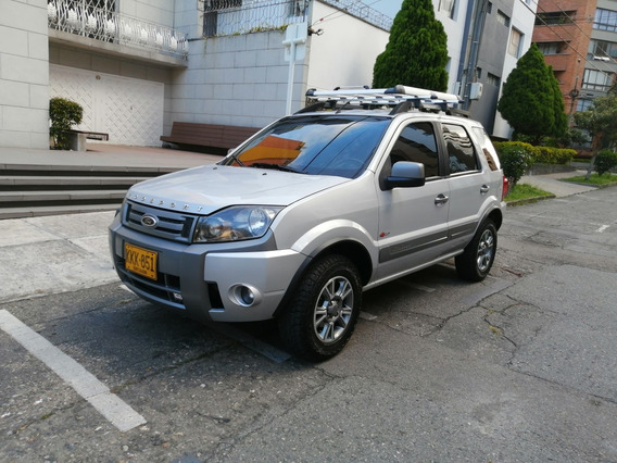 Ford Ecosport Mecánico 4x4 Full