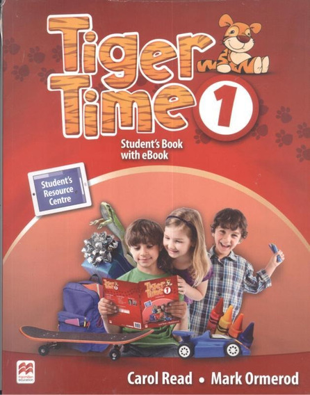 Tiger Time 1 Student´s Book With Ebook Pack