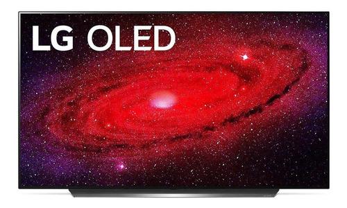 Imagem 1 de 6 de Smart Tv LG Ai Thinq Oled55cxpsa 4k 55  100v/240v