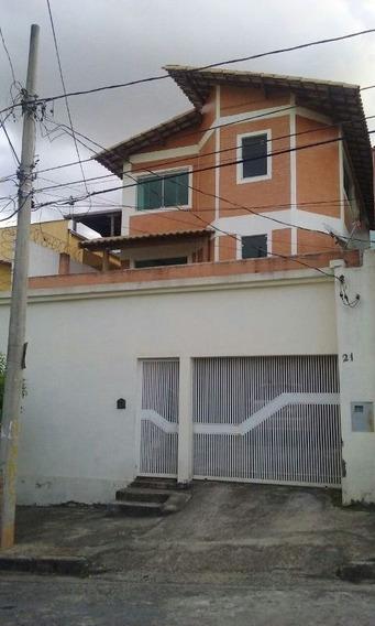 Casa 03 Quartos, Bairro Planalto, Próximo Do Metro Floramar - 282