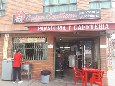 Panaderia Y Pastelería Acreditada Hace 14 Años Buenas Ventas
