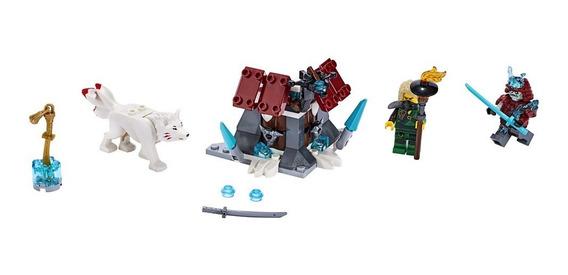 Lego Ninjago - A Jornada De Lloyd