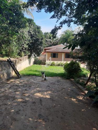 Imagem 1 de 16 de Chácara À Venda Em Chácara Recreio Cruzeiro Do Sul - Ch005941