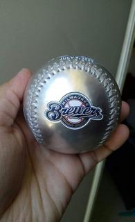 Pelota De Beisbol Brewers Milwaukee