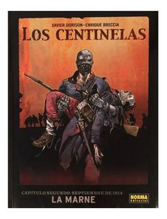 Centinelas Vol. 2 - Norma - Enrique Breccia - Xavier Dorison