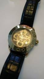 Relógio Feminino Victor Hugo Vh10039lsg