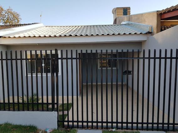 Casa Em Santa Felicidade, Cascavel/pr De 55m² 2 Quartos À Venda Por R$ 185.000,00 - Ca539775