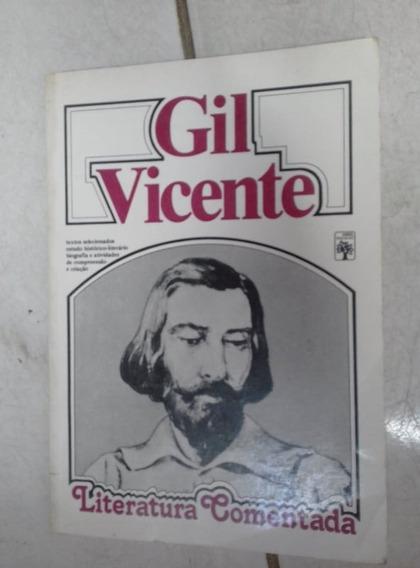 Gil Vicente - Literatura Comentada - Impecável!