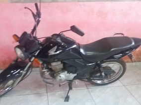 Moto Honda Cg 150 Fan 2013 Total Flex