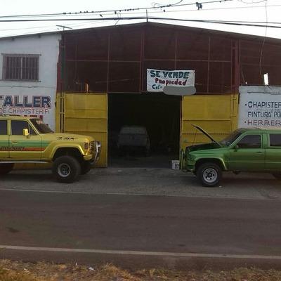 Houses & Houses Real State Vende Taller De Mecanica