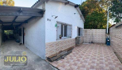 Imagem 1 de 28 de Chácara Com 3 Dormitórios, 280 M² Por R$ 150.000 - Cidade Jardim Coronel - Itanhaém/sp - Ch0015