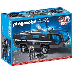 Brinquedos Para Menino Playmobil City Action Swat 5564 Sunny