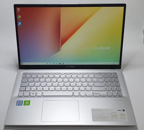 Asus Notebook X512fj-ej529t I7-8565 512gb Ssd 16gb No Estado