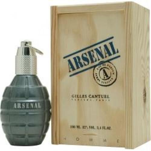 Imagen 1 de 2 de Perfume Arsenal For Men By Gilles Cantuel  Envio Gratis