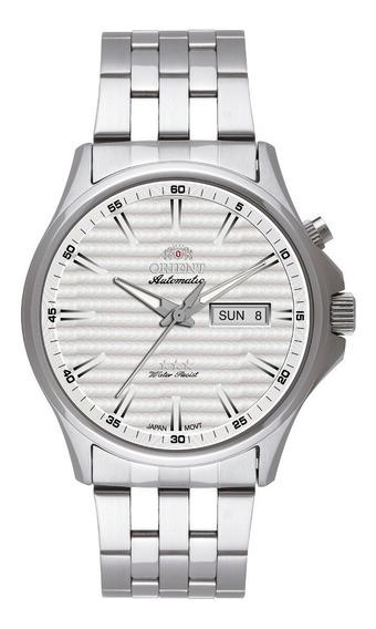 Relógio Orient Automatico 3 Estrelas Masculino 469ss043 + Nf
