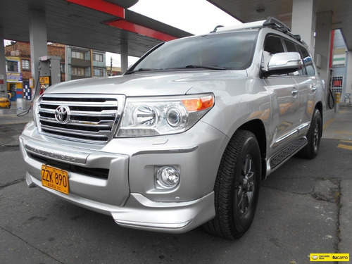 Toyota Land Cruiser Vxr L200 Biturbo