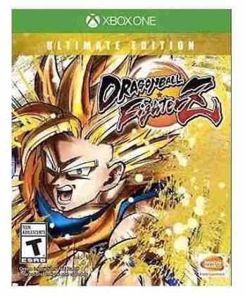 Dragon Ball Fighter Z Ultimate Edition Xbox One Digital On