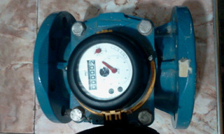 Medidor D Agua O Caudalimetro Oferta D 3 Pulgas 299$remate